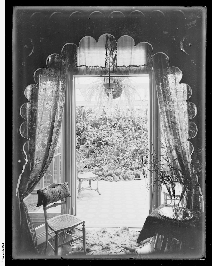Interior of Mount House, Strangways Terrace, North Adelaide